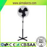 Preiswerter Standplatz-Ventilator des Fachmann-16inch für Bett-Raum mit SAA/Ce/GS