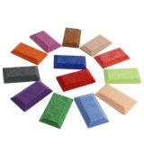 100% de fibras de poliéster Painel decorativo de parede insonorizada Acústico (PAP01)