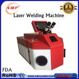 Haute Fréquence des bijoux à bon marché Portable réparation de bijoux de la machine de soudage au laser