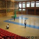 Het professionele Slip Kleurrijke Binnen Vloeren van de Sporten van het Basketbal van pvc