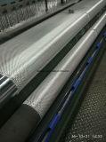 Fibres discontinues tissées par plaine de fibre de verre d'E-Glace pour le bateau et la pipe de FRP