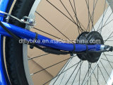 26inch le tricycle électrique, batterie au lithium, énergie électrique a aidé le mode