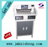 De elektrische CNC van de Guillotine Scherpe Machine van het Document
