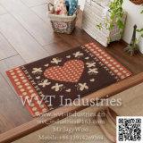 Paillasson anti-poussière PVC écologique antidérapant /Welcome mat/tapis de sol/tapis de bain/voiture pied mat