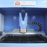 Scherpe Machine van de Laser van het Metaal van het Aluminium van het messing de Gouden Zilveren