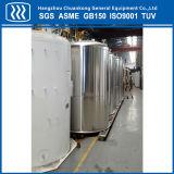 Tanque de armazenamento industrial criogênico do gás