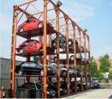 Ablagefach-Typ Stufen-hydraulisches Laufwerk-Auto-Parken-System des Auto-Parken-Aufzug-4