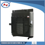 Radiador refrigerado por agua de aluminio de encargo de la serie de Yfd22A-9 Daewoo
