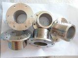 Raccordo per tubi in acciaio inox con flangia DIN2999