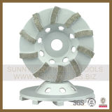 Бесплатный образец непосредственно на Заводе алмазного наружное кольцо подшипника колеса абразивные диски
