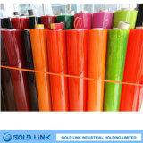 Etiqueta 80g Auto Papel adhesivo de papel de la película fluorescente (FR002)