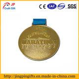 習慣3Dの人間の形の金属メダル