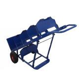 Загрузка 7 ковш для тяжелого режима работы стали складные воды тележка ковша