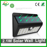 Luz solar al aire libre de la pared de IP54 28LEDs LED