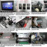 Machine de conditionnement alimentaire flux horizontal de la machine d'emballage