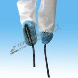 Cubierta antiestática disponible no tejida del zapato, zapatos de seguridad antiestáticos con el ESD