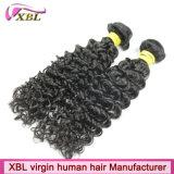 Оптовое Bundles Curly Peruvian Hair в Китае