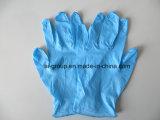 Одноразовые нитриловые перчатки исследования