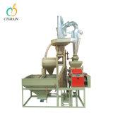 판매를 위한 300-500kg/H 밀가루 맷돌로 가는 시스템