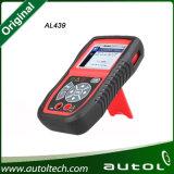 100%Original Autel Diagnosehilfsmittel Al539 Obdii des Al-539 und elektrischer Aktualisierungsvorgang OnlineAutel Autolink Al539 des Prüfungs-Hilfsmittel-Al539