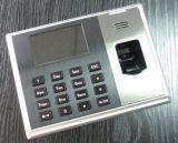 TCP/IP-считыватель отпечатков пальцев время посещаемость поддержки карт RFID