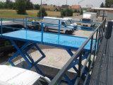 La conception de ciseaux pour les véhicules de relevage hydraulique