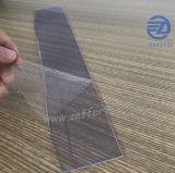 Película transparente para el panel plástico de la fábrica del OEM