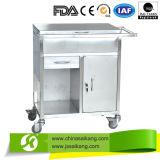 Изолированные нержавеющей сталью тележки еды, электрическое Heated (тип магазина жары)