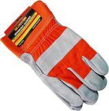 Все кожаные безопасности рабочие перчатки