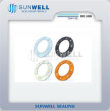 ミネラルファイバーのゴム製ガスケットSunwell1500