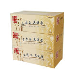 Fabbricazione morbida calda /Paper del fazzoletto per il trucco della carta igienica di vendita