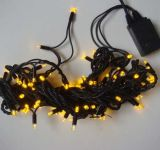 Fio de cobre no exterior de caracteres LED luzes de grama