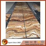 Сляб популярного Onyx тигра большой для Countertop кухни/верхней части тщеты
