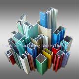 Profil de construction en alliage d'aluminium