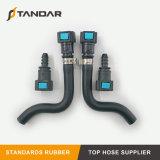 SAE9.49 colores de la presión de combustible de automóviles de abrazaderas para piezas de autos