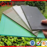 PC solide de feuille de polycarbonate abrasif couvrant le panneau solaire