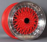 Roda da liga do carro do BBS RS feita em China