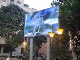 Panneau d'affichage à cristaux liquides en plein écran P10 en plein écran