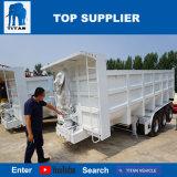 Wellen-Kipper-halb Schlussteil des Titan-Fahrzeug-3 mit Ghana-Lastkraftwagen- mit Kippvorrichtungverkauf