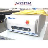máquina de corte de fibra a laser 1000W 2000W Raycus Vanklaser de metal de corte a laser