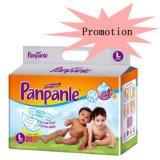香水とのPanpanleの標準的なブランドの赤ん坊のおむつの製品