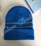 Chapéus feitos malha Beanie aquecidos relativos à promoção do inverno
