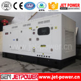 ATSの予備品が付いている上海のディーゼル機関の発電機100kVA