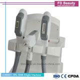 Remoção Multifunctional do tatuagem do cabelo do laser do interruptor do IPL Machine+RF&Elight+Opt+Q