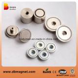 Supporto magnetico del neodimio del POT permanente del magnete