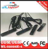 Griglia di superficie Lighthead del Tir 1W LED dell'automobile del supporto