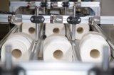 Полноавтоматическая связывая малая машина упаковки туалетной бумаги крена