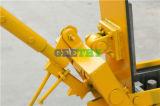 Máquina de tijolo Eco 2000 Máquinas para fazer blocos de argila