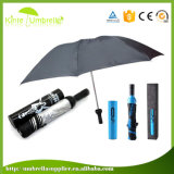 Hot of halls Custom Printing Fabric Bottle Umbrella Folding Patio Umbrella parts