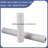De alto caudal de PP micras, cartucho de filtro de la Filtración de hilados de algodón